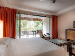 Garden Suite du Manava Suite Resort à Tahiti