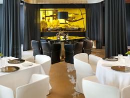 Restaurant Moments de l'hôtel Mandarin Oriental