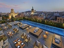 Restaurant Le Terrat du Mandarin Oriental à Barcelone