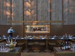 Restaurant La Mesa du Mandarin Oriental Barcelone