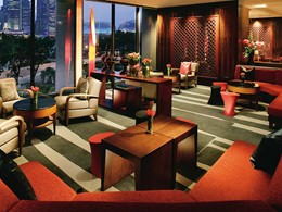 Axis Bar du Mandarin Oriental à Singapour