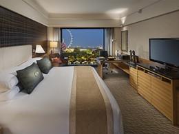 Ocean View Room du Mandarin Oriental à Singapour