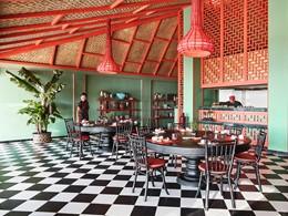 Saveurs asiatiques au restaurant Orient Express du Mandola Rosa