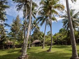 Vue de l'hôtel Mango Bay au Vietnam