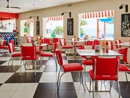 Le restaurant Splash American Diner