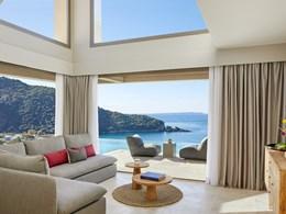 La Suite Maisonnette Vue Mer et piscine privée