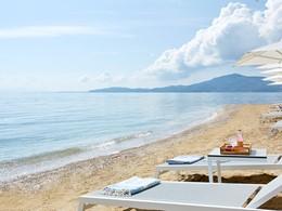 Rafraîchissez vous sur la belle plage du Marbella Nido