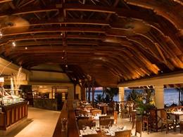 Le restaurant Belle Vue du Maritim à l'île Maurice