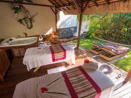 Le spa de l'hôtel 5 étoiles Maritim Resort à l'île Maurice