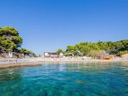 La superbe plage du Marpunta situé en Grèce