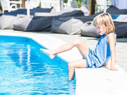 L'hôtel Marpunta est un paradis pour les petits