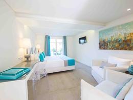 Junior Suite de l'hôtel Marpunta en Grèce