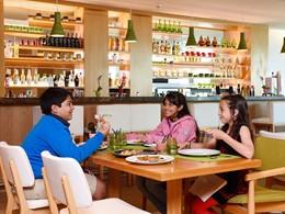 Spécialités italiennes au restaurant Os Gambozinos