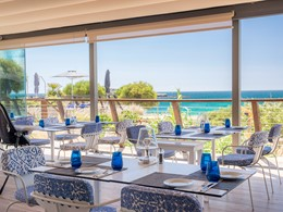 Le restaurant As Dunas du Martinhal Sagres Beach Family Resort