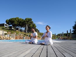 Remise en forme au Martinhal Sagres Beach Family Resort