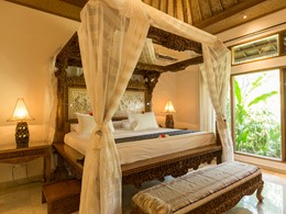 Villa Cempaka du Matahari Beach Resort à Bali