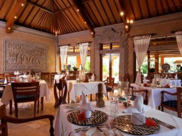 Dewi Ramona Restaurant du Matahari Beach Resort