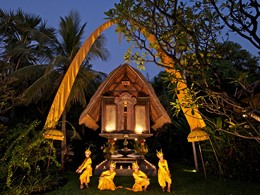 Temple de Lumbung du Matahari Beach Resort
