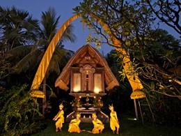 Temple de Lumbung du Matahari Beach Resort