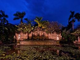 La fontaine Aling du Matahari Beach Resort