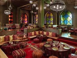 Le restaurant Morjana