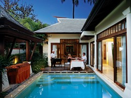 Pool Villa Suite du Melati Beach Resort en Thailande