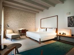 Junior Suite du Mercer Hotel Barcelona en Espagne