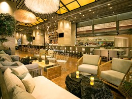 Le restaurant americain Crush du MGM Grand à Las Vegas