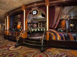 Lobby Bar du MGM Grand, situé dans la ville grandiose de Las Vegas