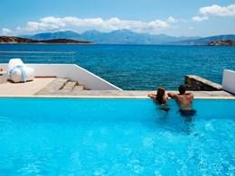 Panorama imprenable sur les eaux turquoise