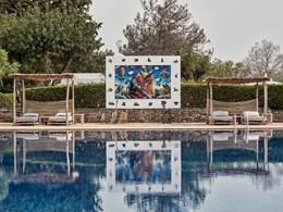 Le Minos Beach Art est l'une des meilleures adresses de Crète