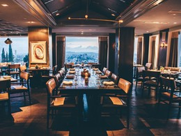 Gastronomie aux saveurs californiennes au restaurant Ivory On Sunset du Mondrian