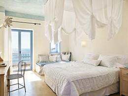 Island Bungalow Deluxe du Mykonos Blu en Grèce