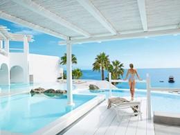 La promesse de vacances de rêve à Mykonos