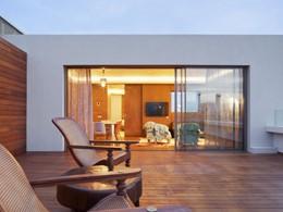 Terrasse de la Suite Penthouse