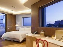 Chambre de la Suite Penthouse