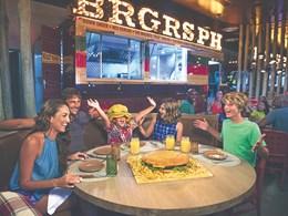 Le restaurant BRGRS.PH