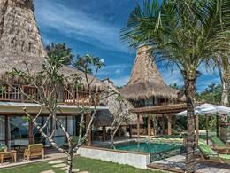 Puncak Villa de l'hôtel Nihi Sumba