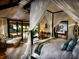 Lulu Villa de l'hôtel Nihi Sumba en Indonésie