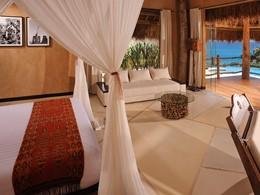 Lantoro Villa de l'hôtel Nihi Sumba en Indonésie