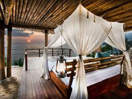 Marangga Villa de l'hôtel Nihi Sumba en Indonésie