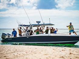 Profitez d'une balade en mer au Ninamu Resort