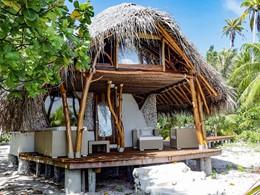 Bungalow 4 de l'hôtel Ninamu Resort à Tikehau