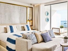Junior Suite Sea View du Nobu Hotel Ibiza Bay