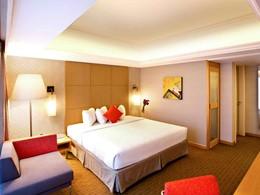 Standard Room du Novotel Clarke Quay Singapore