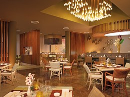 Le restaurant Fusion