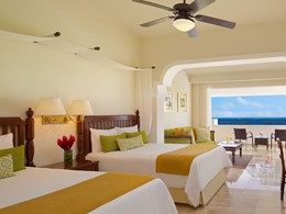 Preferred Club Junior Suite Ocean Front du Now Sapphire
