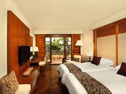 Premier Room du Nusa Dua Beach Hotel à Bali
