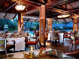Le Raja's Balinese Restaurant du Nusa Dua Beach Hotel