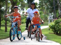 Balade à vélo au Nusa Dua Beach Hotel & Spa